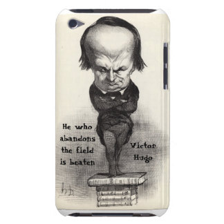 He Who Abandons the Field is Beaten iPod Case-Mate Cases