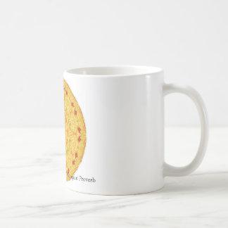 He who learns, teaches. - Ethiopian Proverb Coffee Mug