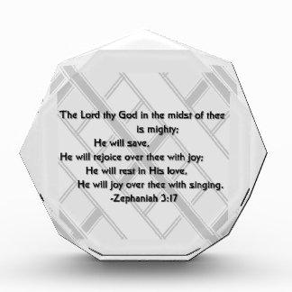 He Will Save Award