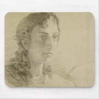 Head and hands of St. John, 1806 Mouse Pad