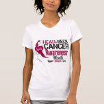 Head and Neck Cancer Awareness Month T Shirts