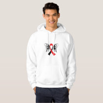 Head and Neck Cancer Awareness Ribbon Fighting Hoodie