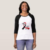Head and Neck Cancer Awareness Ribbon Hopes T-Shirt