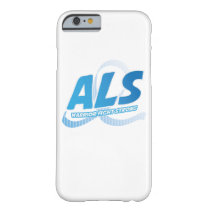 Head and Neck Cancer Awareness Ribbon Support Barely There iPhone 6 Case