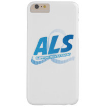 Head and Neck Cancer Awareness Ribbon Support Barely There iPhone 6 Plus Case