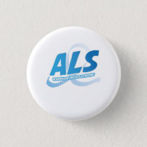 Head and Neck Cancer Awareness Ribbon Support Button