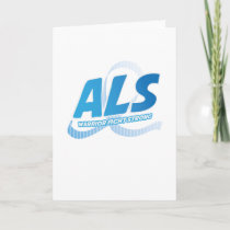 Head and Neck Cancer Awareness Ribbon Support Card