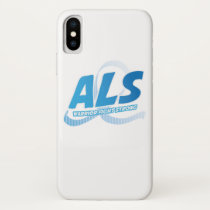 Head and Neck Cancer Awareness Ribbon Support iPhone X Case