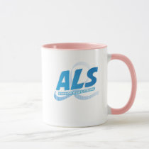 Head and Neck Cancer Awareness Ribbon Support Mug