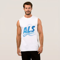 Head and Neck Cancer Awareness Ribbon Support Sleeveless Shirt