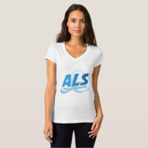 Head and Neck Cancer Awareness Ribbon Support T-Shirt