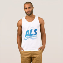 Head and Neck Cancer Awareness Ribbon Support Tank Top