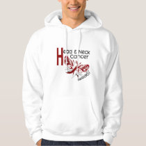 Head and Neck Cancer BUTTERFLY 3.1 Hoodie