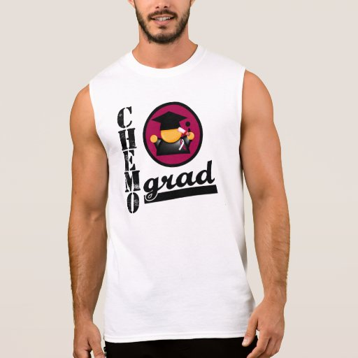 Head and Neck Cancer Chemo Grad.png Sleeveless Shirt