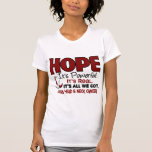 Head and Neck Cancer HOPE 1 Tanktop