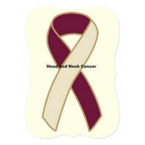 Head and Neck Cancer Invitation