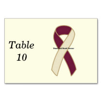 Head and Neck Cancer Table Number