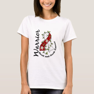 Head and Neck Cancer Warrior 15 T-Shirt