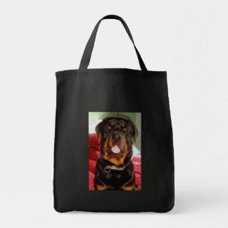 Head and Shoulders Tote Bag