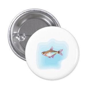 Head And Taillight Tetra Fish Pin