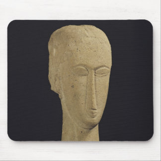 Head, c.1911-12 mouse pad