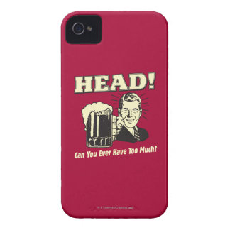 Head: Can You Ever Have Too Much Case-Mate iPhone 4 Cases