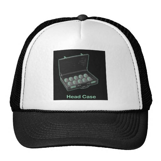 Head Case Mesh Hat