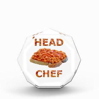 Head Chef Beans on Toast Award