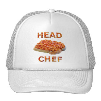 Head Chef Beans on Toast Trucker Hat