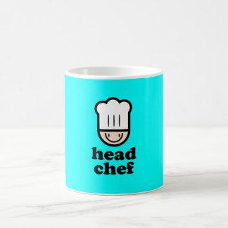 Head Chef Coffee Mug