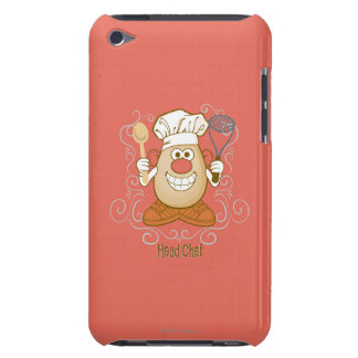Head Chef iPod Touch Case-Mate Case