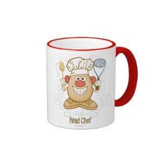 Head Chef Ringer Coffee Mug