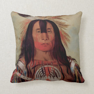 Head Chief 1832 Native American MoJo Pillow