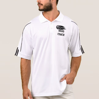 Head Coach  Adidas Golf ClimaLite® Polo Shirt
