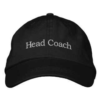 Head Coach Cap