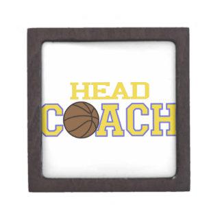 Head Coach Gift Box