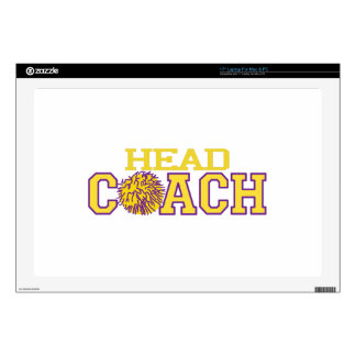 "Head Coach Skins For 17"" Laptops"