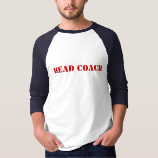Head Coach T-Shirt