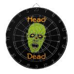 Head = Dead Dartboard