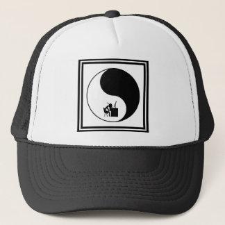 Head Desk Icon Trucker Hat