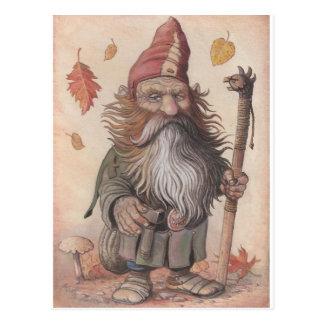 Head Dwarf Postcards