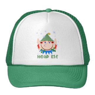 Head Elf Hats