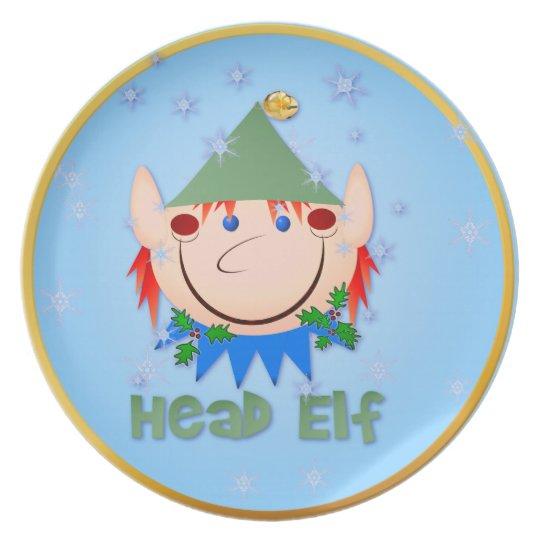 Head Elf Plate