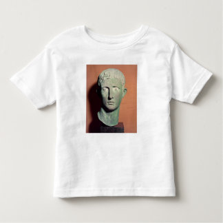 Head from a full length statue of Emperor Toddler T-shirt
