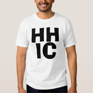 Head honky in charge t-shirt
