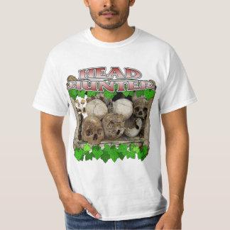 Head Hunter T Shirt - On White