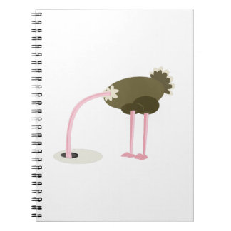 Head In Hole Notebook