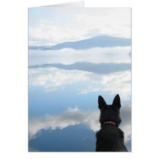 Head in the Clouds - Blank inside Card