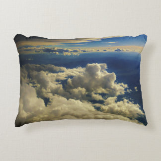 Head in the Clouds, Cotton Accent Pillow