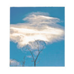 HEAD IN THE CLOUDS MEMO NOTEPAD